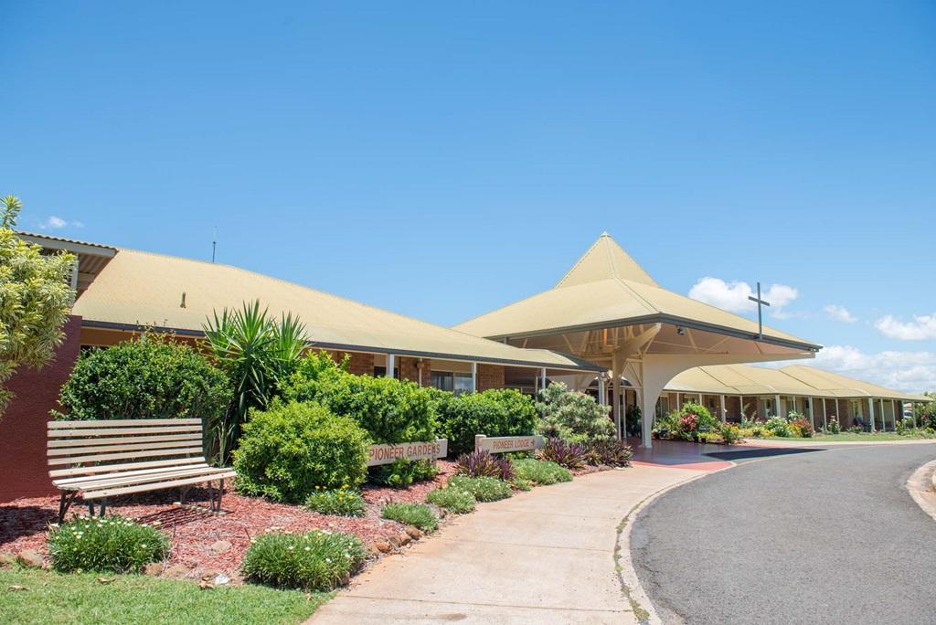 Blue Care Bundaberg Pioneer Aged Care Facility